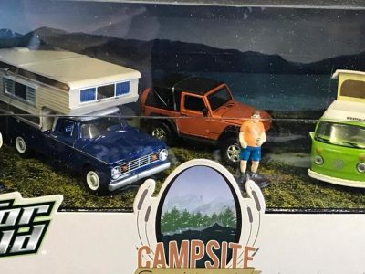 Greenlight Limited Edition Campsite Cruisers