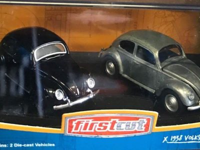 Greenlight Volkswagen Split Window Beetle (1938)